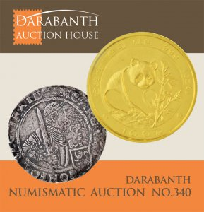 Online Numismatic Auction 340